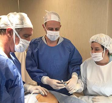 ¿Qué es una laparoscopia ginecológica?